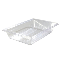 "StorPlus™ Color-Coded Clear Colander 26"" x 18"" x 5"""
