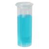 ".34 oz. Snap Top Microvials™ - 3/4"" Diameter"