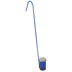 100mL Blue Dippas™ Sterile Vials with Metal Caps & 385mm Handles