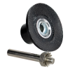 "2"" Roloc® Type Disc Holder with 1/4"" Shank"