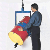 Drum Karrier For Monorail Hoist Or Crane