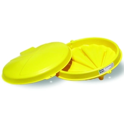 Universal Poly-Drum Funnel™ & Cover