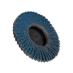 "3"" Zirconia Roloc® Type 40 Grit Mini Flap Discs"