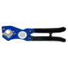 Blue & Black Hose & Tube Cutter with Blade