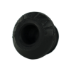"1/4"" Black Uniseal® Pipe-to-Tank Seal"