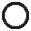"6"" Black Uniseal® Pipe-to-Tank Seal"