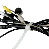 Nylon Heavy Duty Lashing Zip Ties