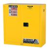 30 Gallon Manual Justrite® Sure-Grip® EX Safety Cabinet