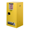 15 Gallon Manual-Close Justrite® Sure-Grip® EX Compac Cabinet