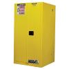 60 Gallon Manual Justrite® Sure-Grip® EX Safety Cabinet