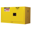 17 Gallon Manual-close Justrite® Sure-Grip® EX Piggyback Cabinets