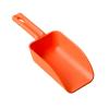 "82 oz. Large Orange Scoop - 15"" L x 6-1/2"" W X 3-1/2"" Hgt."