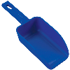 Large Blue Scoop