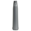 """32 oz. Gray HDPE """"No-Glug"""" Jug with 33/400 Neck (Cap Sold Separately)"""