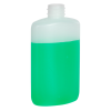 3 oz. HDPE Oval Bottle with 20/410 Neck (Cap Sold Separately)