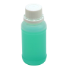 50mL Kartell HDPE Tamper Evident Bottles with Caps - Case of 100
