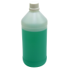 1000mL Kartell HDPE Tamper Evident Bottles with Caps - Case of 20