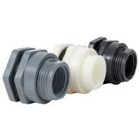 Bulkhead Fittings & Adapters