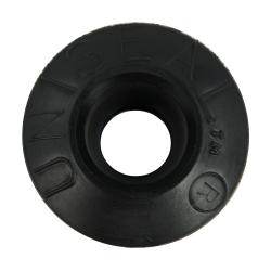 """3/8"""" Black Uniseal® Pipe-to-Tank Seal"""