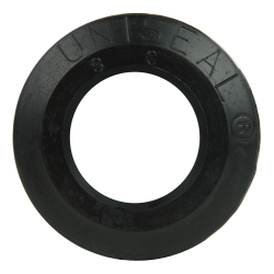 "1"" Black Uniseal® Pipe-to-Tank Seal"
