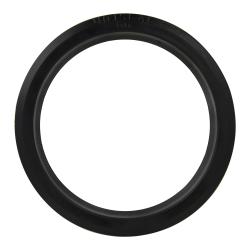 """6"""" Black Uniseal® Pipe-to-Tank Seal"""