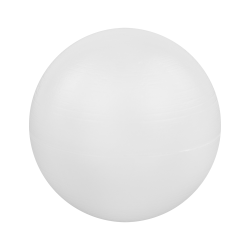 "1-1/2"" (38mm) Dia. White Polypropylene Floating Spheres"