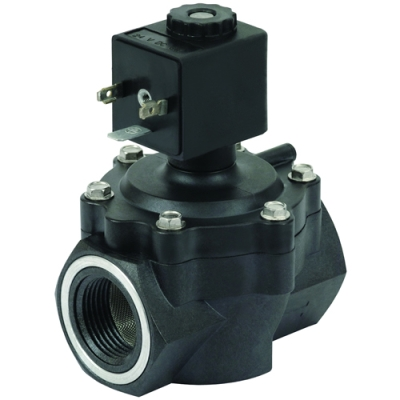 Spartan Scientific™ Series 3685 Anti-Water Hammer 2-Way, 2-Position Solenoid Valves