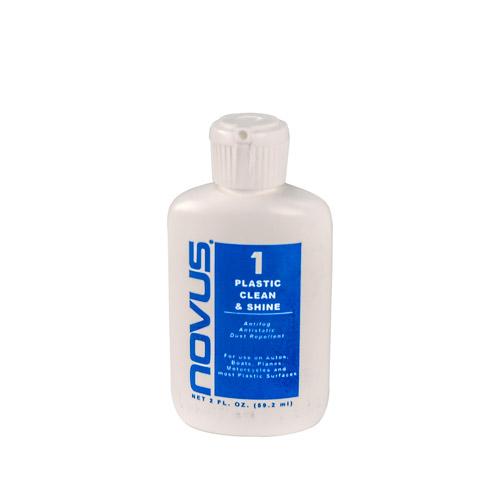 2 oz. NOVUS® No. 1 - Plastic Clean and Shine
