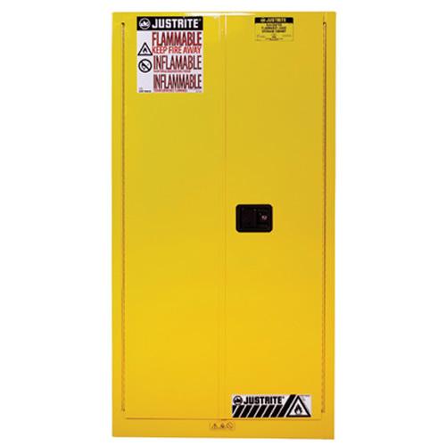 60 Gallon Self-Close Justrite® Sure-Grip® EX Safety Cabinet