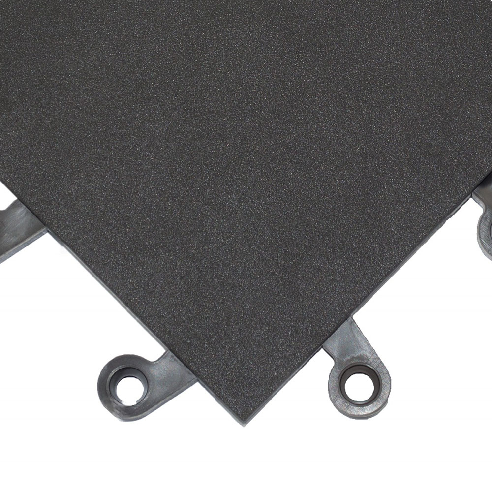 Black Comfort Smooth ErgoDeck Safety System