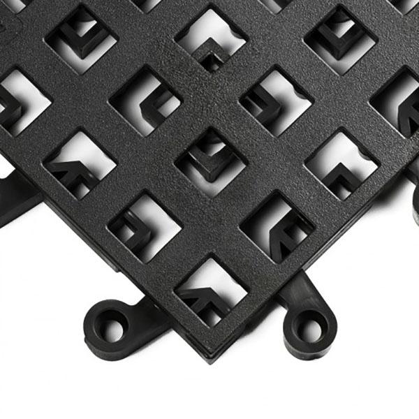 BlackGeneral Purpose Open ErgoDeck Safety System