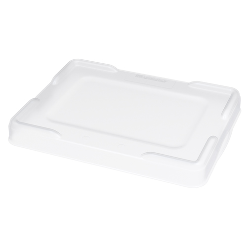 "Clear Snap On Lid for 10-7/8"" L x 8-1/4"" W Akro-Grid Bins"