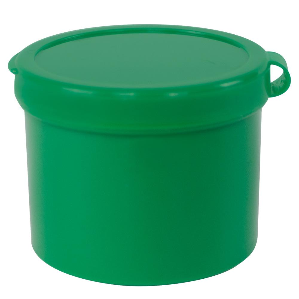 """2oz. Green Poly-Con 2"""" x 1 1/2"""""""