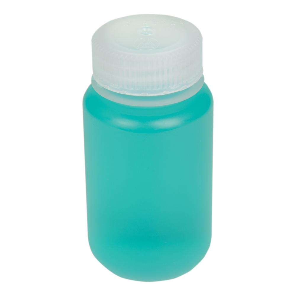 4 oz./125mL Nalgene™ Wide Mouth Polypropylene Economy Bottle with 38mm Cap