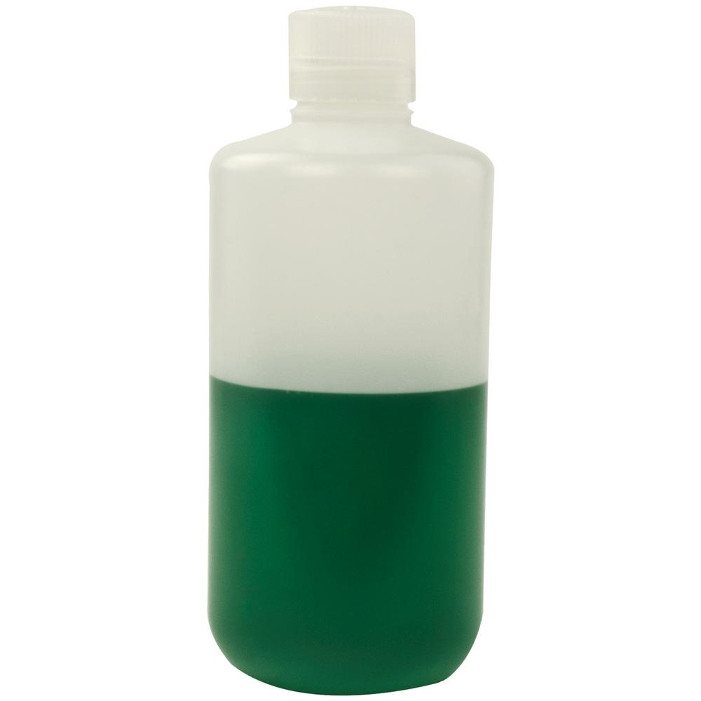 32 oz./1000mL Nalgene™ Narrow Mouth HDPE Economy Bottle