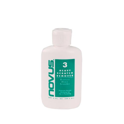 2 oz. NOVUS® No. 3 - Heavy Scratch Remover