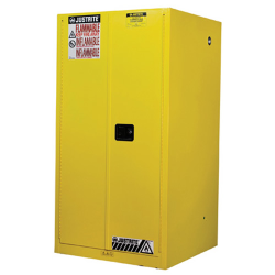 60 Gallon Manual Justrite® Sure-Grip® EX Safety Cabinet