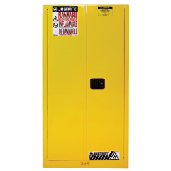 60 Gallon Self-Close Justrite® Sure-Grip® EX Safety Cabinet