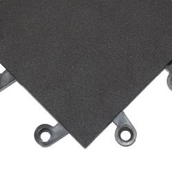 Black Comfort Smooth ErgoDeck Safety System