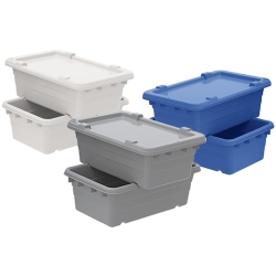Akro-Mils® Cross-Stack Akro-Tubs