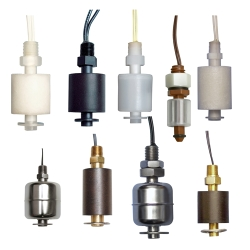 M Series Single Point Veritcal Liquid Level Switches