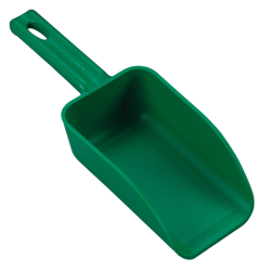 Large Green Scoop