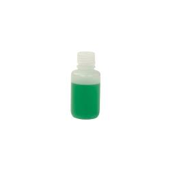 2 oz./60mL Nalgene™ Narrow Mouth HDPE Economy Bottle