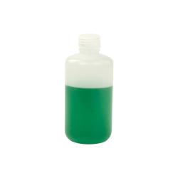 8 oz./250mL Nalgene™ Narrow Mouth HDPE Economy Bottle
