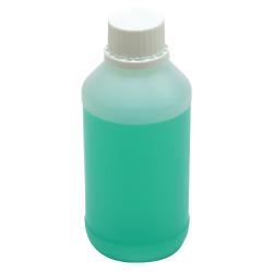 250mL Kartell HDPE Tamper Evident Bottles with Caps