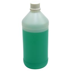 1000mL Kartell HDPE Tamper Evident Bottles with Caps