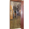"Personal Strip Door - 40"" Wide x 80"" High with 8"" Strips"