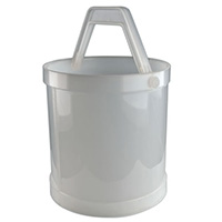 Tamco® Polypropylene Acid 4 Gallon Bucket