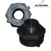 """3"""" Polypropylene Bulkhead with Santoprene™ Gasket"""