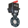 "1-1/2"" Type 57 Butterfly Valve with Series 94 Electric Actuator"